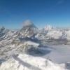 Matterhorn vom Glacier Paradise