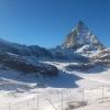 Matterhorn vom Trockenen Steg