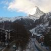 Matterhorn am Morgen von Zermatt