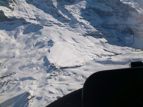 über die Scheidegg
