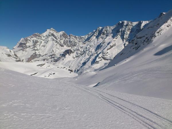 Abfahrt Jungfrau
