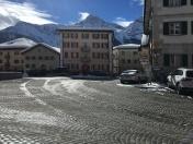 Sent Dorfplatz