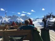 Ausblick von der Sömi-Bar