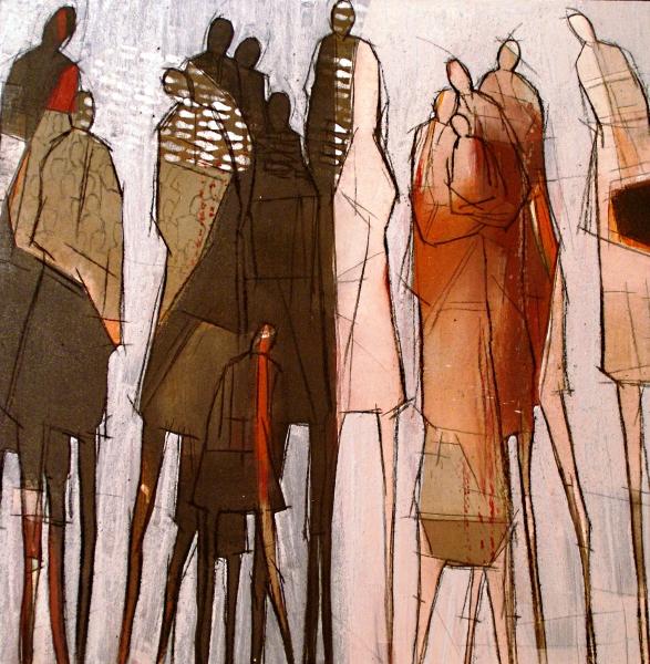 Priska von Gunten: Figuren