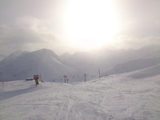 Bergstation Cuolm Val Sedrun