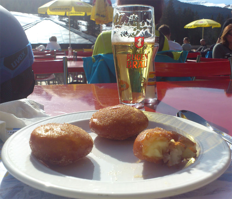 Saisonschluss im Restaurant Brandegg